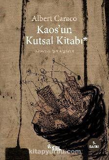 Kaos'un Kutsal Kitabı - Albert Caraco pdf epub