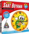 Ahşap Saat Boyama (5302)