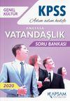 KPSS Genel Kültür Vatandaşlık (Anayasa) Soru Bankası