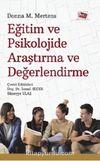 Eğitim ve Psikolojide Araştırma ve Değerlendirme