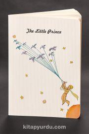 Akıl Defteri - The Little Prince - Flying With Birds (Cep Boy)