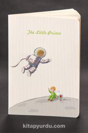 Akıl Defteri - The Little Prince - Astronaut (Cep Boy)