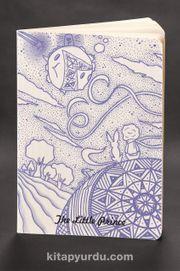 Akıl Defteri - The Little Prince - Landscape (Cep Boy)