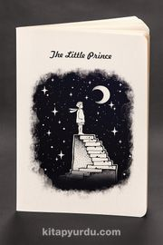 Akıl Defteri - The Little Prince - Stair to Moon (Cep Boy)