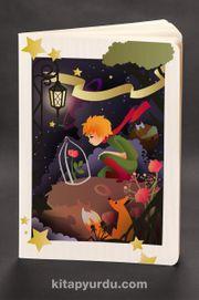 Akıl Defteri - The Little Prince - Night (Cep Boy)