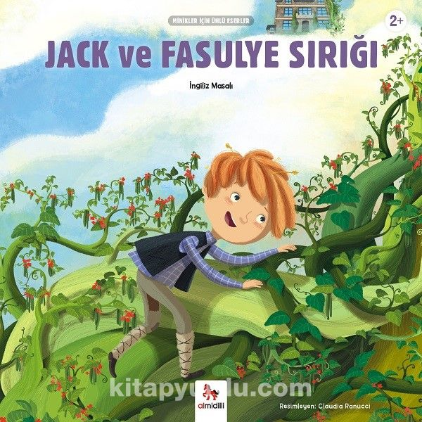 Jack ve Fasulye Sırığı / Minikler İçin Ünlü Eserler - Anonim pdf epub