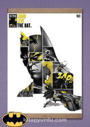 Full Frame Kanvas Poster Magnetli - Long Live the BAT (FF-BT004) Lisanslı Ürün