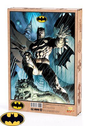 Batman - Jim Lee Batman Comic Book Cover Ahşap Puzzle 1000 Parça ( KOP-BT002- M) Lisanslı Ürün
