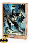 Batman - Jim Lee Batman Comic Book Cover Ahşap Puzzle 1000 Parça ( KOP-BT002- M)