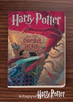 Harry Potter Defter - Dokun ve Hisset Serisi (AD-HP002) Lisanslı Ürün