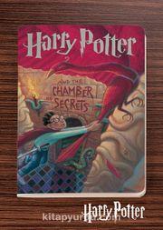 Harry Potter Defter - Dokun ve Hisset Serisi (AD-HP002)