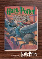 Harry Potter Defter - Dokun ve Hisset Serisi (AD-HP003) Lisanslı Ürün