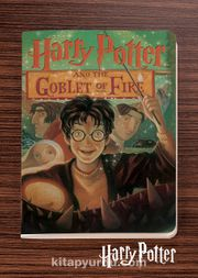 Harry Potter Defter - Dokun ve Hisset Serisi (AD-HP004)