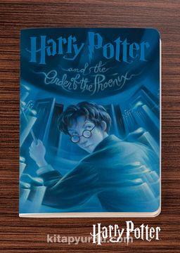 Harry Potter Defter - Dokun ve Hisset Serisi (AD-HP005) Lisanslı Ürün