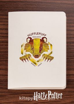 Harry Potter / Hufflepuff Style Dokun ve Hisset Serisi (AD-HP010) Lisanslı Ürün