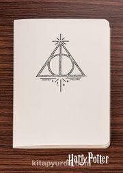 Harry Potter / Symbol - Deathly Hallows - Dokun Hisset Serisi (AD-HP012) Lisanslı Ürün   (Cep Boy) Lisanslı Ürün