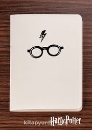 Harry Potter / Symbol - Glasses - Dokun Hisset Serisi (AD-HP016) (Cep Boy)