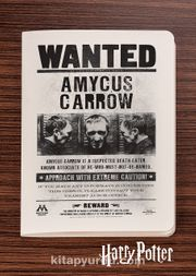 Harry Potter / Wanted - Amycus Carrow - Dokun Hisset Serisi (AD-HP021) (Cep Boy)