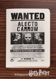 Harry Potter / Wanted - Alecto Carrow- Dokun Hisset Serisi (AD-HP022) (Cep Boy)