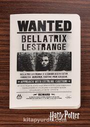 Harry Potter / Wanted - Bellatrix Lestrange - Dokun Hisset Serisi (AD-HP023) Lisanslı Ürün   (Cep Boy) Lisanslı Ürün