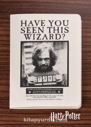 Harry Potter / Wanted - Azkaban Prison - Dokun Hisset Serisi (AD-HP024) Lisanslı Ürün   (Cep Boy) Lisanslı Ürün