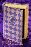 Yaldızlı Ahşap Kutu - Ravenclaw (BK-HP005)