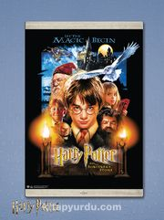 Full Frame Kanvas Poster Magnetli - Harry Potter and the Sorcerer's Stone (2001)  FF-HP001)