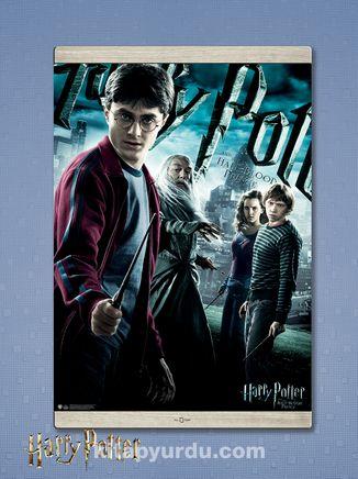 Full Frame Kanvas Poster Magnetli - Harry Potter and the Half-Blood Prince (2009) Lisanslı Ürün   (FF-HP002) Lisanslı Ürün