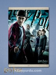 Full Frame Kanvas Poster Magnetli - Harry Potter and the Half-Blood Prince (2009) Lisanslı Ürün   (FF-HP002) Lisanslı Ürün