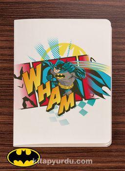 Batman Defter - Dokun ve Hisset Serisi (AD-BT003) Lisanslı Ürün