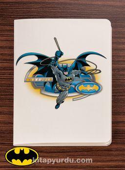 Batman Defter - Dokun ve Hisset Serisi (AD-BT004) Lisanslı Ürün