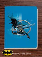 Batman Defter - Dokun ve Hisset Serisi (AD-BT006) Lisanslı Ürün