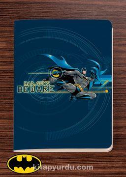 Batman Defter - Dokun ve Hisset Serisi (AD-BT010) Lisanslı Ürün