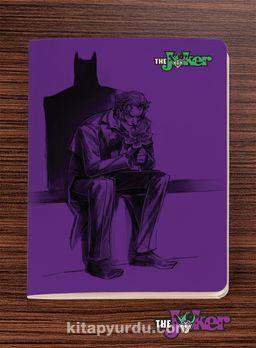 Joker Defter - Dokun ve Hisset Serisi (AD-JK001) Lisanslı Ürün