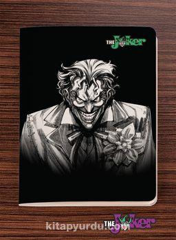 Joker Defter - Dokun ve Hisset Serisi (AD-JK003) Lisanslı Ürün