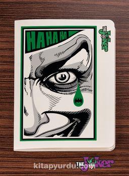 Joker Defter - Dokun ve Hisset Serisi (AD-JK007) Lisanslı Ürün