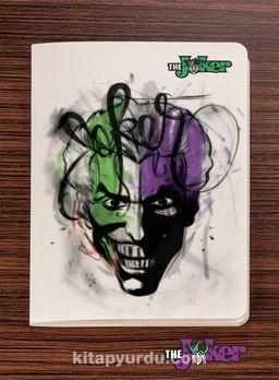 Joker Defter - Dokun ve Hisset Serisi (AD-JK008) Lisanslı Ürün
