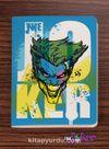 Joker Defter - Dokun ve Hisset Serisi (AD-JK009) Lisanslı Ürün