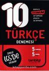 8. Sınıf Türkçe 10 Branş Denemesi