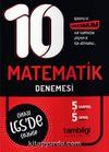8. Sınıf Matematik 10 Branş Denemesi