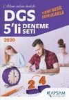 DGS 5'li Deneme Seti