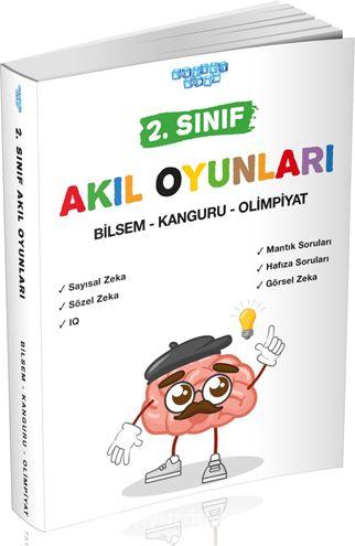 2. Sınıf Akıl OyunlarıBilsem-Kanguru-Olimpiyat - Kollektif pdf epub