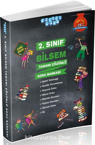 2. Sınıf Bilsem Tamamı Çözümlü Soru Bankası Zor Seri - Kollektif pdf epub
