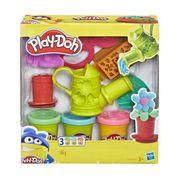 Play Doh Bahçe ve Alet Setleri - Bahçe Seti(E3342)