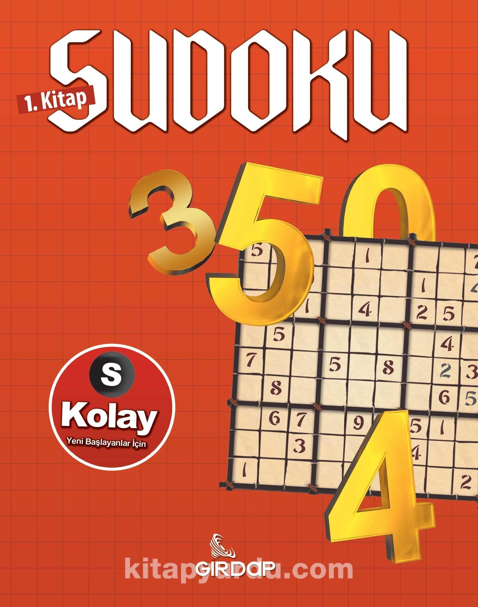 Sudoku 1 (Kolay-Yeni Başlayanlar İçin) - Salim Toprak pdf epub
