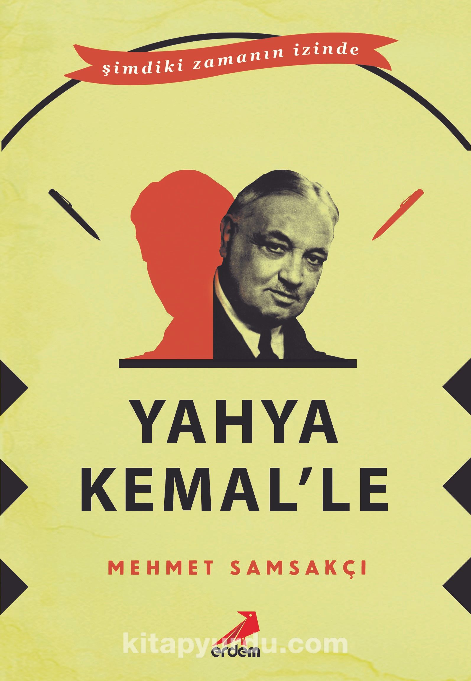 Yahya Kemal'le - Mehmet Samsakçı pdf epub