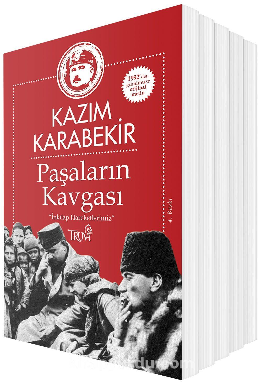 Kazım Karabekir Seti (5 Kitap) - Kazım Karabekir pdf epub
