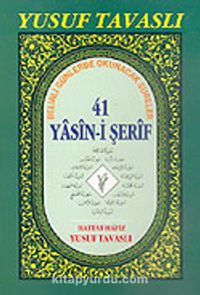 41 Yasin-i Şerif (Kod: D34/D) - Yusuf Tavaslı pdf epub
