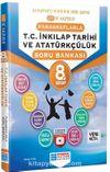 8. Sınıf T. C. İnkılap Tarihi ve Atatürkçülük Video Çözümlü Soru Bankası