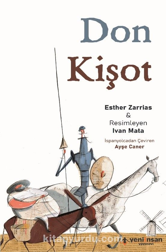 Don Kişot - Esther Zarrias pdf epub